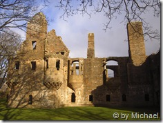 The Earls Palace in Kirkwall