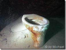 WC beim Hinkelstein