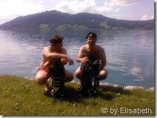 Volker, Michael und die Bonex