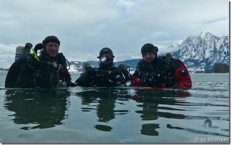 Christoph, Michael & Volker