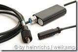 hwHUD mit Box und S8-Stecker