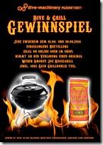 Gewinnspiel Weber Grill