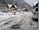 unser Schneeräumdienst in Weißenbach